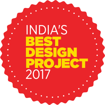 India's best design project 2017 award