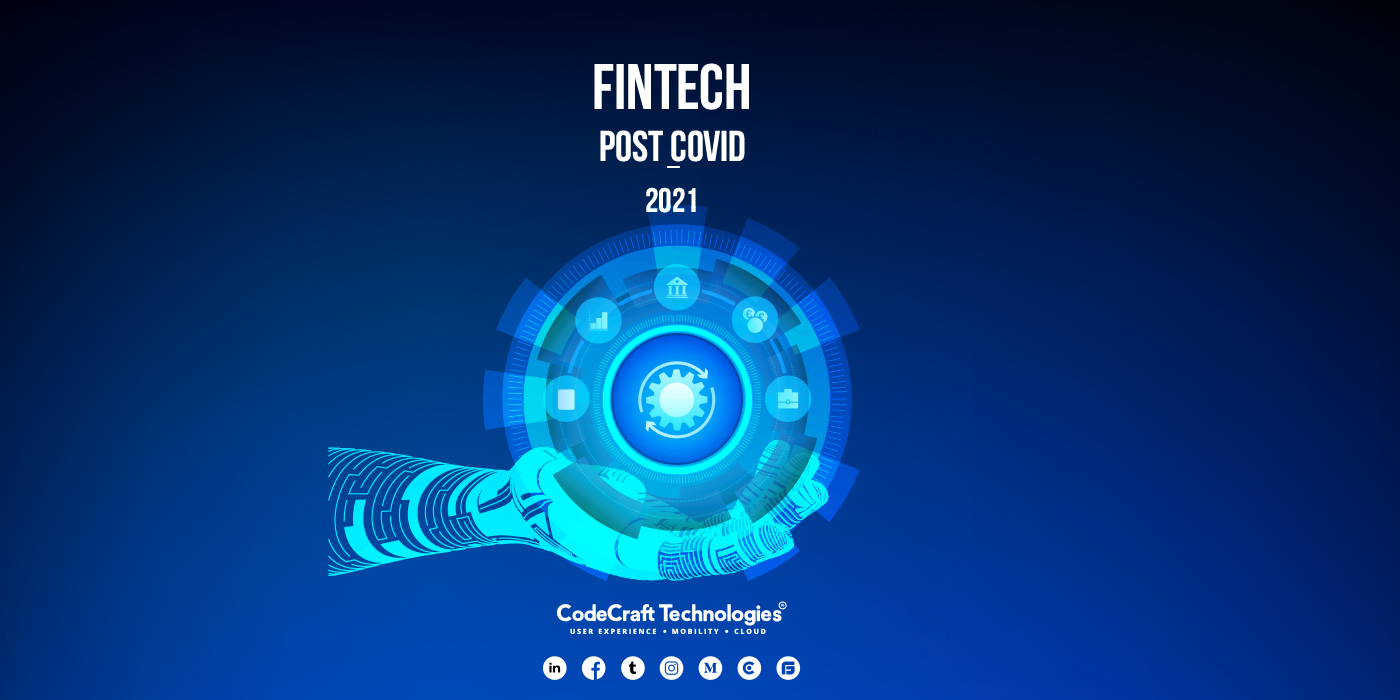 Fintech post COVID world